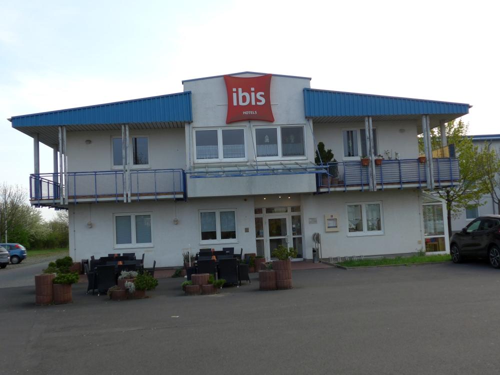 Unser Hotel in Erfurt