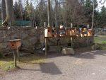 Nistkästen (Tierpark Hexentanzplatz)