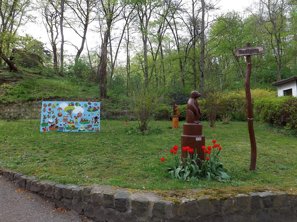 Ostern im Tierpark Halberstadt