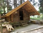 Holzfällerhütte (Bayerwald-Tierpark Lohberg)