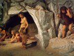 Neandertaler (Naturkundemuseum Coburg)