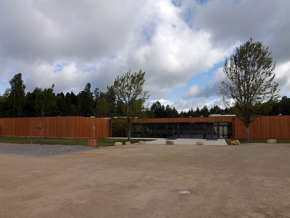 Eingang (Dinopark Altmühltal)l