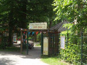 Eingang (Tierpark Eilenburg)