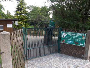 Eingang (Heimattiergarten Strehla)