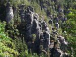 Elbsandsteingebirge, Wehlsteinaussicht
