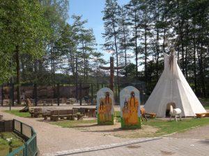 Indianerplatz (Tierpark Limbach-Oberfrohna)