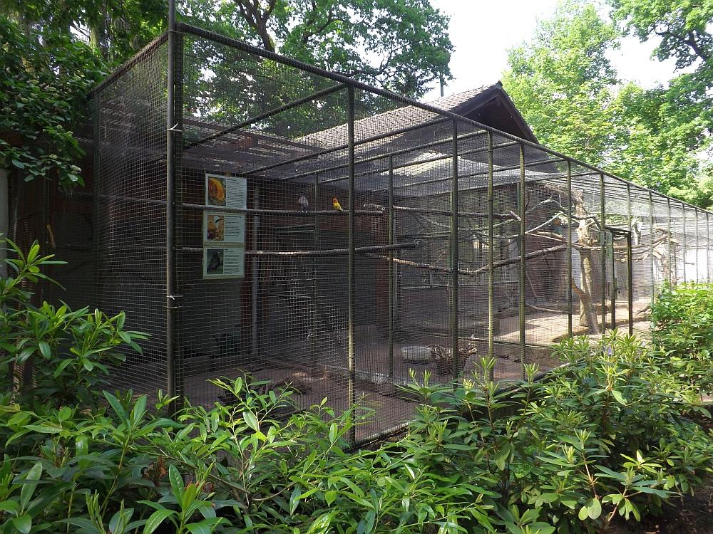 Vogelpark Birkengarten