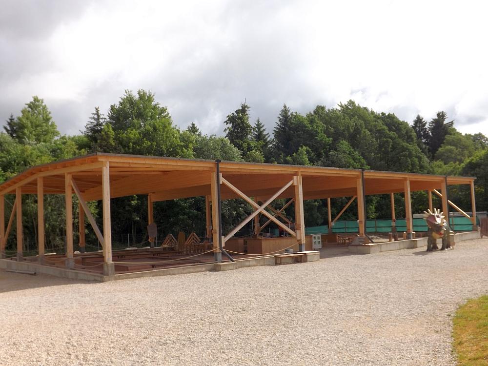 Mitmachareal (Dinopark Altmühltal)