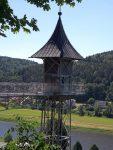 Personenaufzug, Bad Schandau