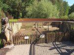 Bärenanlage (Zoo Dvorec)
