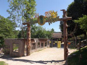 Eingang (Wildpark Buchenberg)