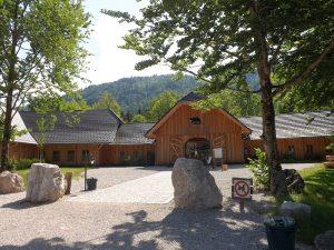 Eingang (Cumberland-Wildpark Grünau)
