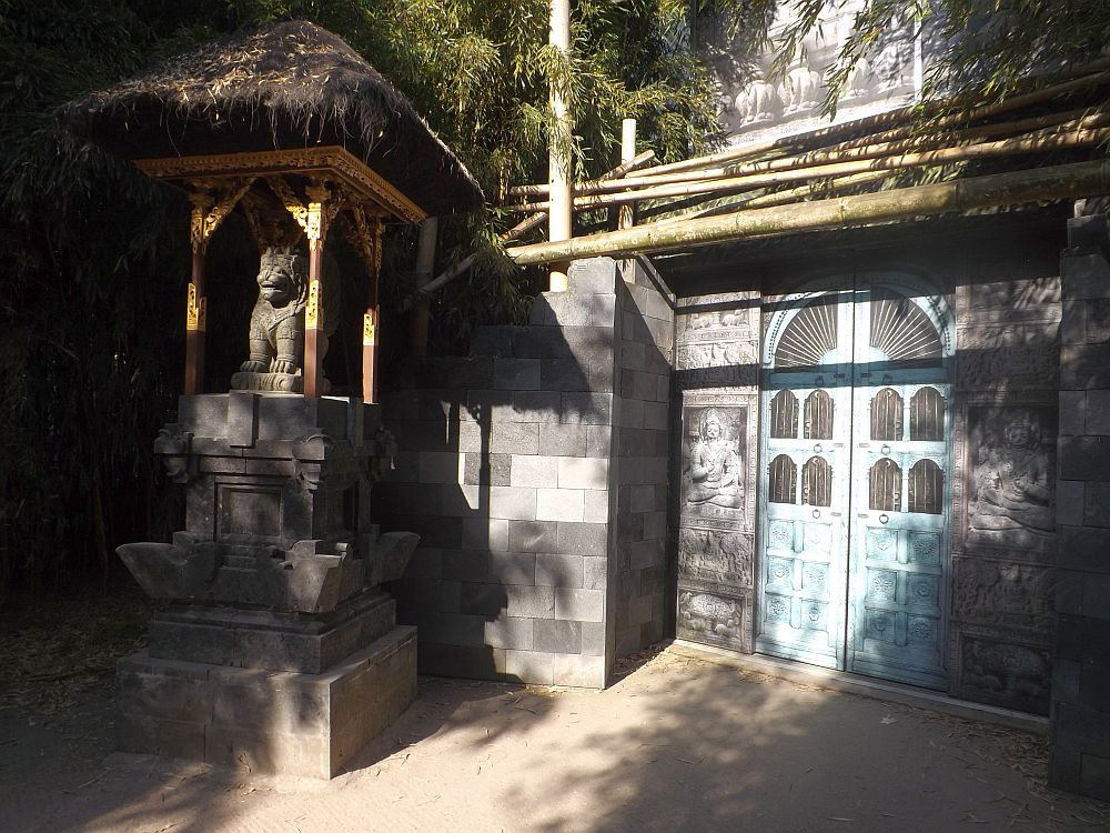 Tropenhaus (Zoo Planckendael)