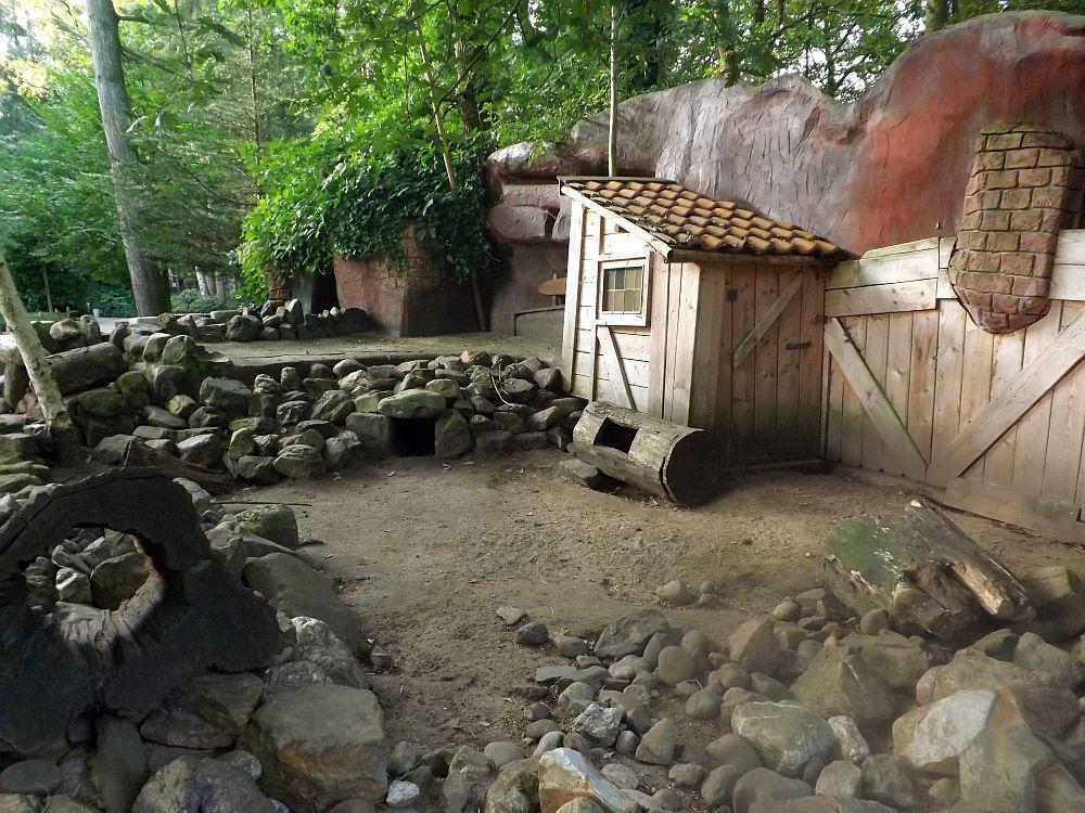 Zwergotteranlage (Zoo Amersfoort)