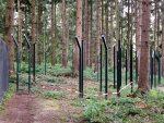 Baustelle Wolfsanlage (Wildpark Poing)