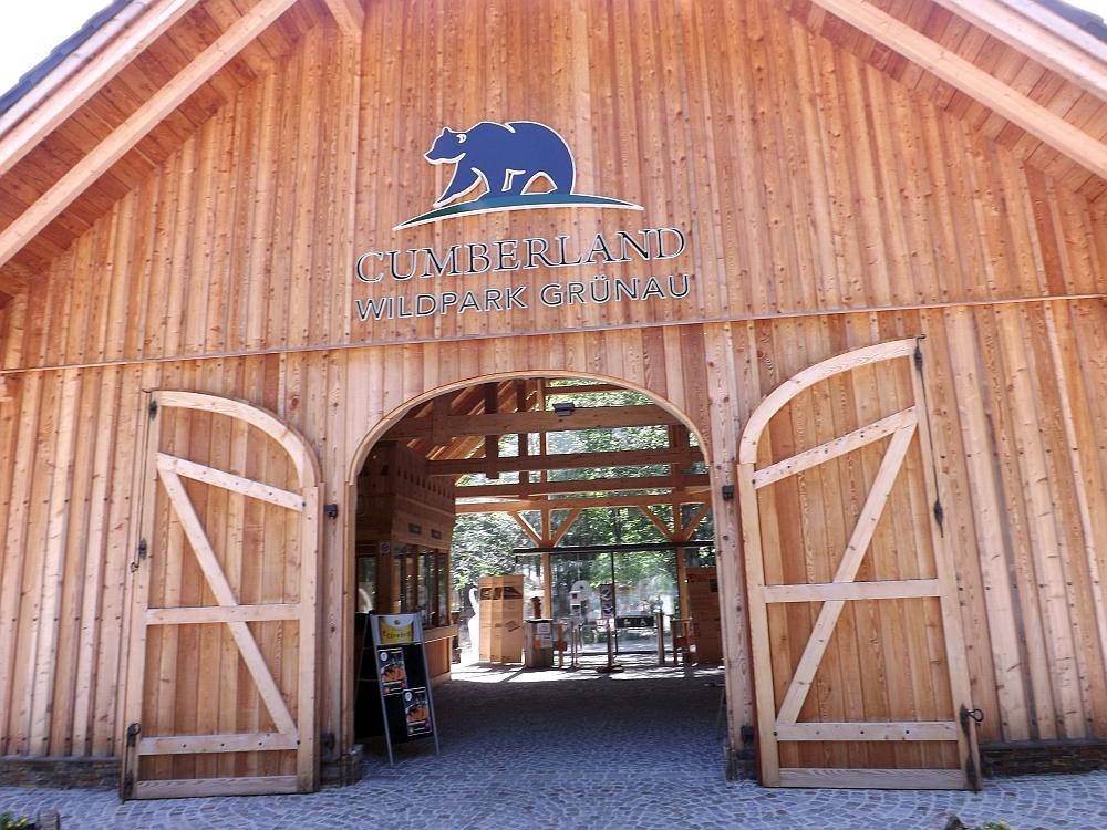 Eingang (Wildpark Cumberland)
