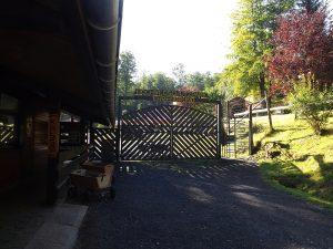Eingang (Wildpark Gersfeld)
