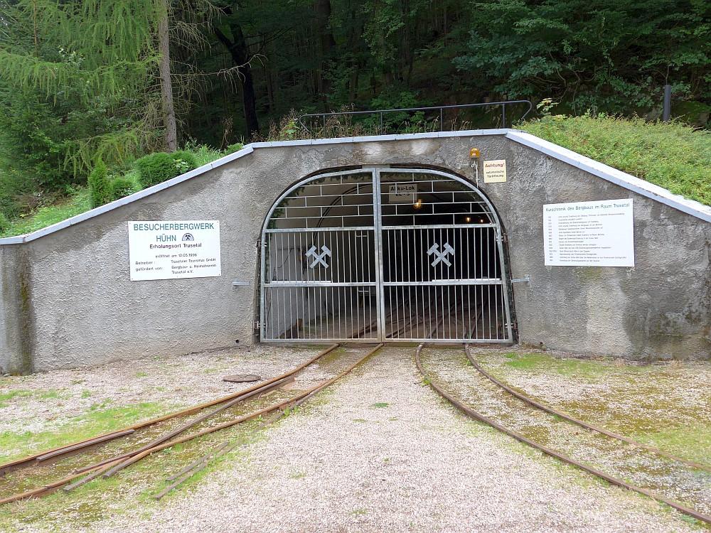Besucherbergwerk Hühn