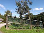 Waschbäranlage (Wildpark Gersfeld)