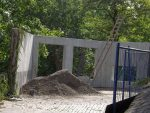 Baustelle Schneeleopardenanlage (WIihelma Stuttgart)