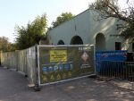 Baustelle Kiosk (Tierpark Hellabrunn)
