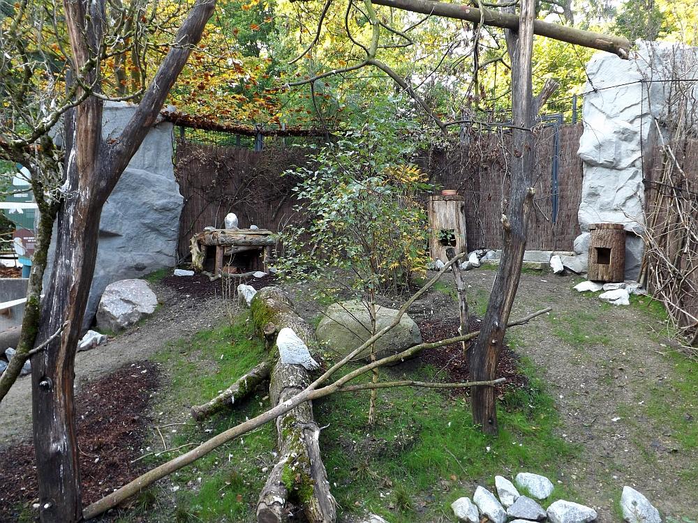 Schneeeulenanlage (Tierpark Hellabrunn)