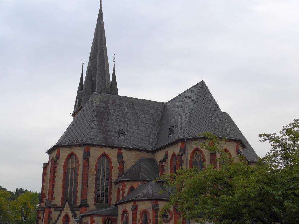St. Jakob, nahe des IBIS SAARBRÜCKEN CITY