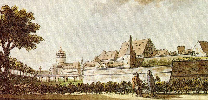 Moritzbastei (C. B. Schwarz)