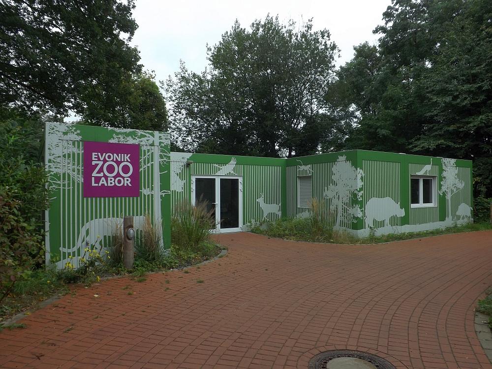 Evonik-Zoolabor (Zoo Duisburg)