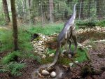 Gallimimus bullatus (Dinopark Altmühltal)