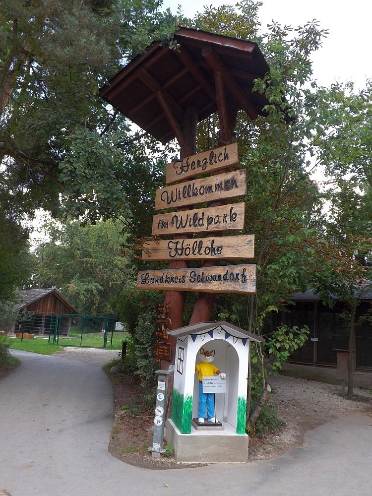 Wildpark Höllohe