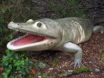 Mastodonsaurus giganteus (Dinopark Altmühltal)
