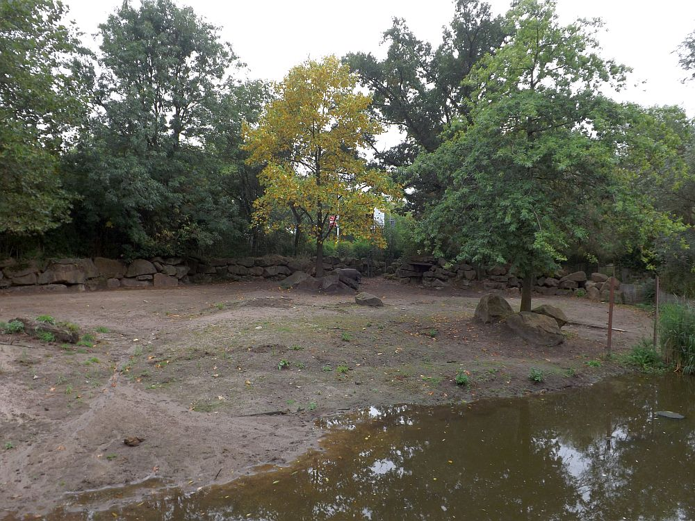 Nashornanlage (Zoo Rotterdam)