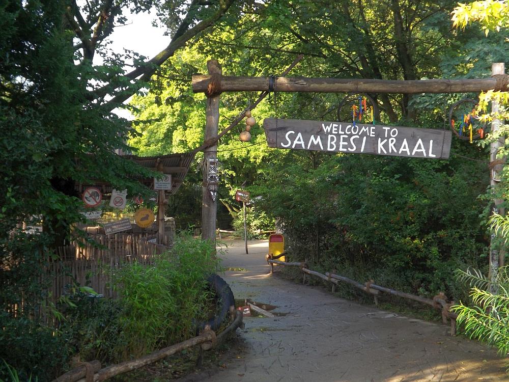 Sambesi-Kraal (Erlebniszoo Hannover)