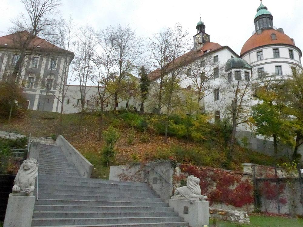Schloss, Neuburg an der Donau