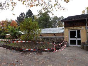 Baustelle (Tiergarten Falkenstein)