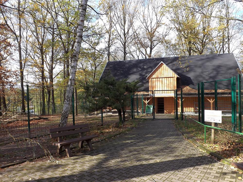 Hirschstall (Tierpark Chemnitz)
