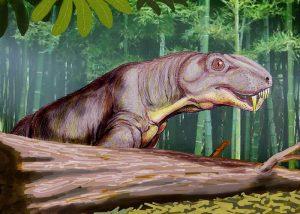 Smilesaurus ferox (Dmitry Bogdanov)