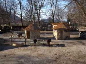 Afrikadorf (Zoo Salzburg)