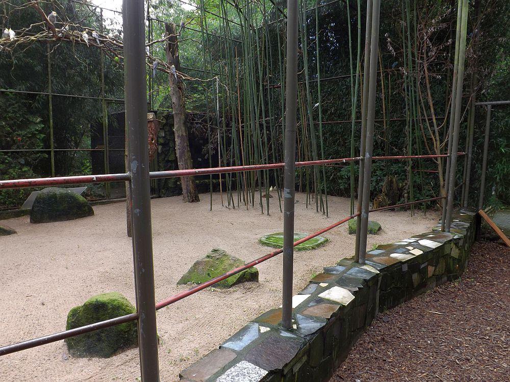Sittichanlage (Tierpark Hamm)