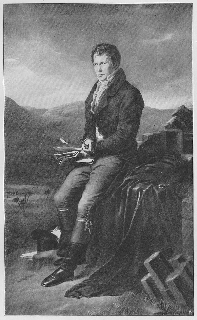 1812, painted by Carl von Steuben