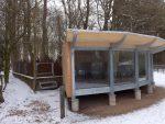 Stachelschweinstall (Zoo Hof)