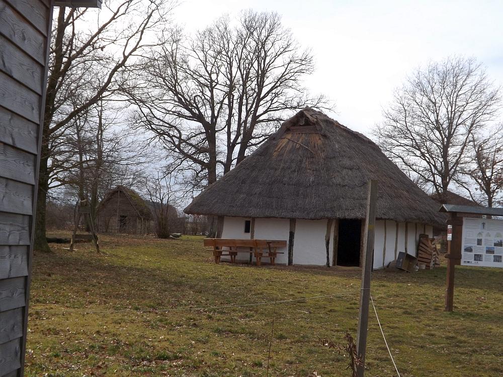 Bajuwarenhaus Geschichtsdorf Landersdorf