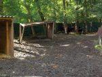 Dahomerinderanlage (Vogelpark Abensberg)