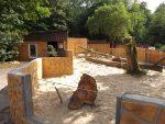 Stachelschweinchenanlage (Zoo in der Wingst)