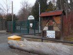 Eingang (Tiergarten Freiberg)