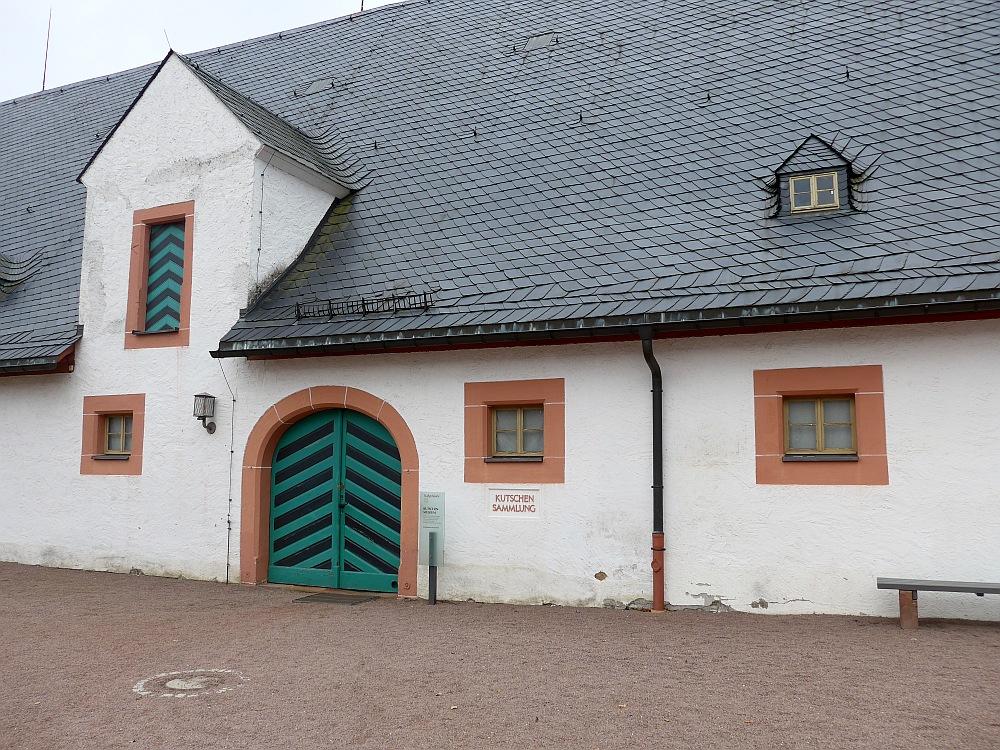 Kutschenmuseum (Schloss Augustusburg)