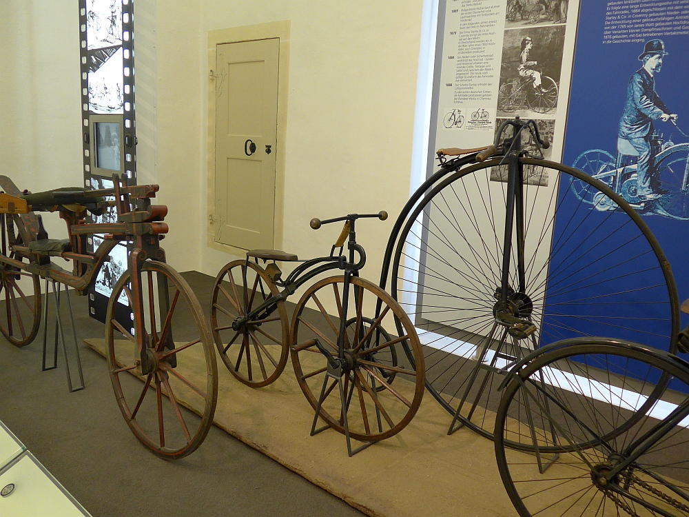 Motorradmuseum (Schloss Augustusburg)
