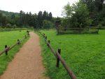 Anlage für Kängurus (Tierpark Bad Liebenstein)