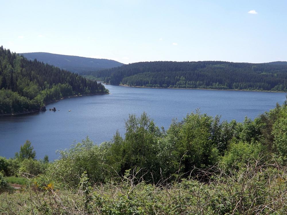 Trinkwassertalsperre Eibenstock